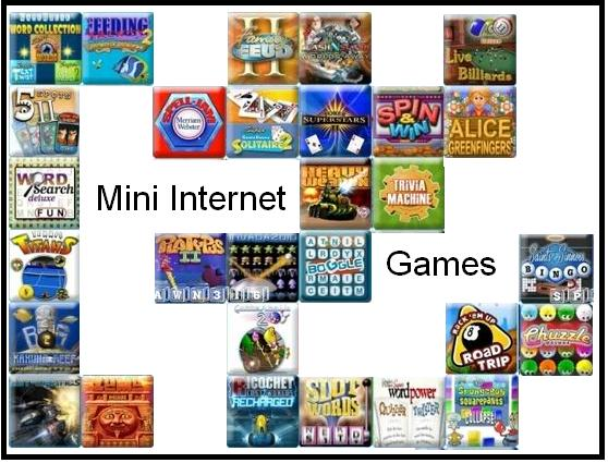 mini internet games